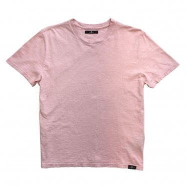 Seven For All Mankind Pink T-Shirt