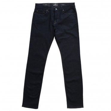 Seven For All Mankind Ronnie Luxe Performance Dark Wash Jeans