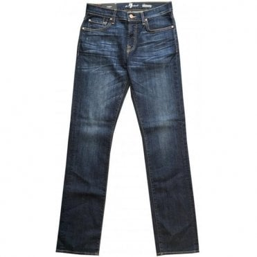 Seven For All Mankind Slimmy Airweft Lightweight Denim Jeans SMS834AAD