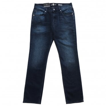 Seven For All Mankind Slimmy Indigo Wash Jeans