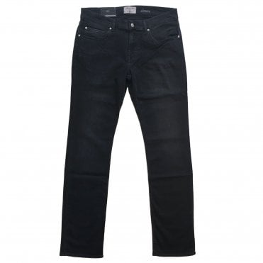 Seven For All Mankind Slimmy Weightless Black Jeans