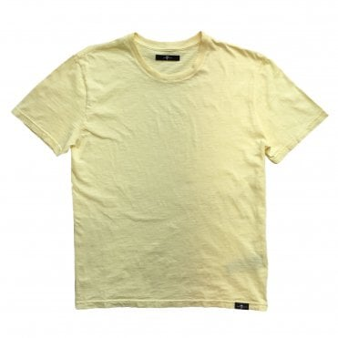 Seven For All Mankind Yellow T-Shirt