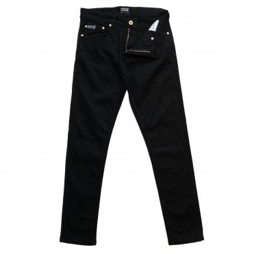 Versace Jeans Couture Black Denim Jean