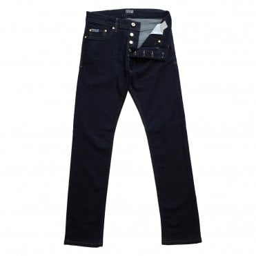 Versace Jeans Couture Dark Wash Denim Jean