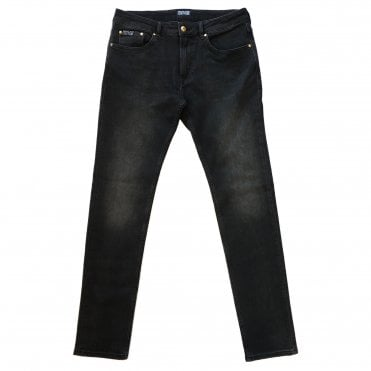 Versace Jeans Couture Grey Wash Denim Jean