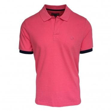 Vilebrequin Pink Cotton Polo Shirt