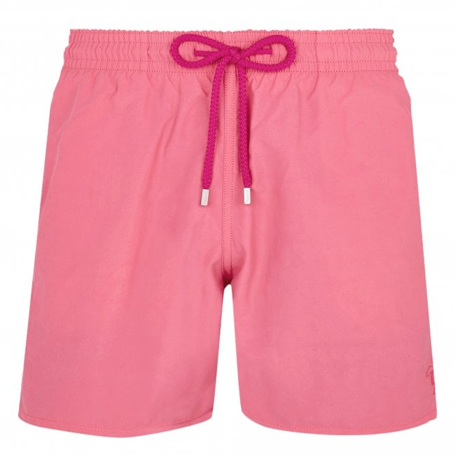 Vilebrequin Pink Water-Reactive Swimming Shorts